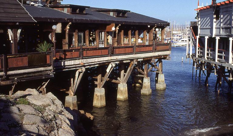 Cannery Row in California