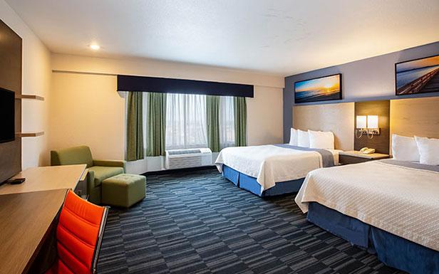 Days Inn Offers Responsible Hospitality across Public Areas