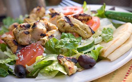 Epsilon Fine Greek Restaurant