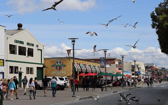 Downtown Monterey Location