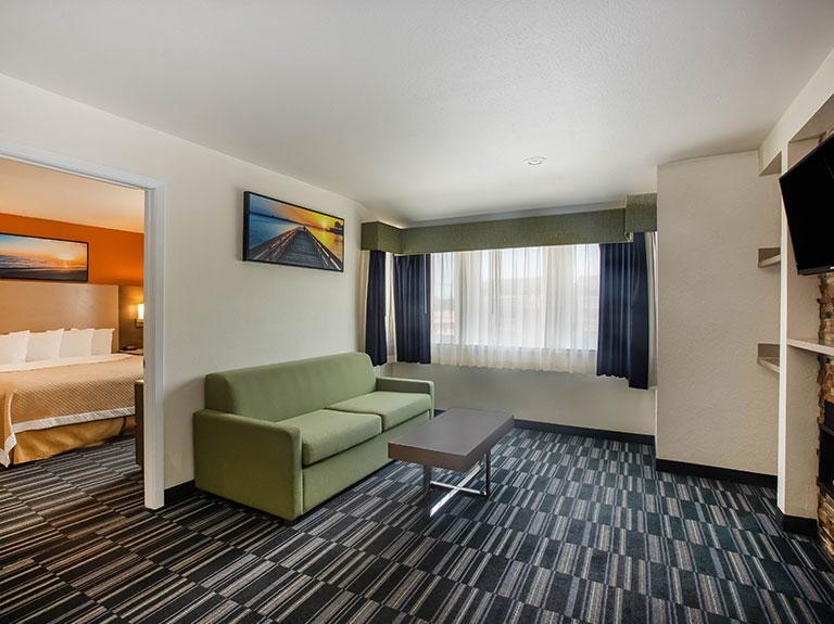 Monterey downtown california standard rooms