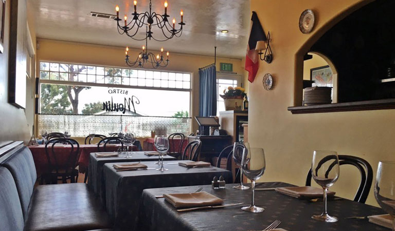 Bistro Moulin at Days Inn Monterey Downtown