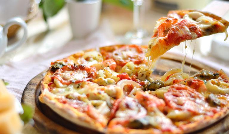 California Pizza Kitchen in Monterey Hotel