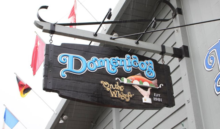Domenico's on the Wharf at Days Inn Monterey Downtown