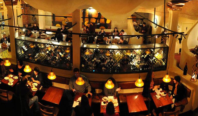 Montrio Bistro in Days Inn Monterey Downtown